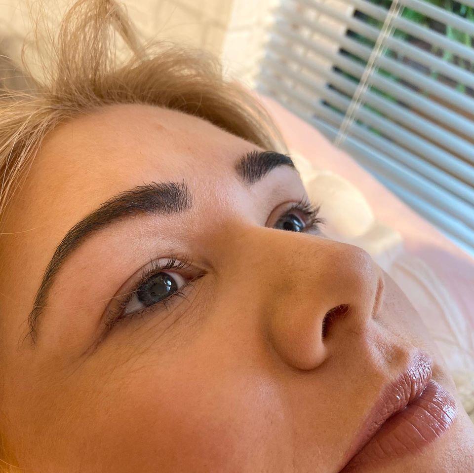 eyelash tinting southampton